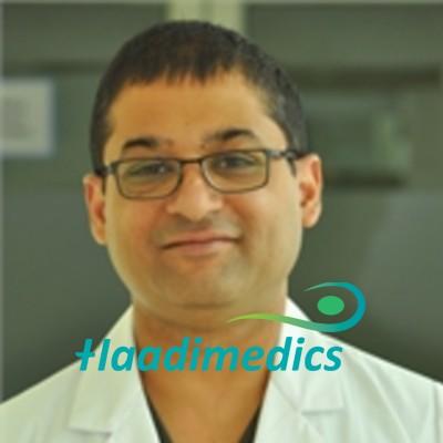 Dr Vikram Barua Kaushik