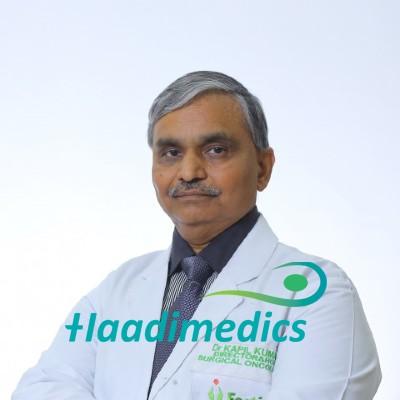 Dr Kapil Kumar