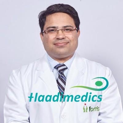 Dr Vivek Vij